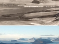 What 100 years climate change has done to arctic glaciers