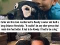 Boy with vitiligo hated himself until..
