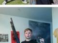 Gallery of internet tough guys
