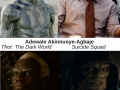 Actors and Actresses who appeared in both Marvel and DC movies