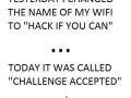 Scumbag hacker