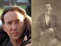 Celebs and their historical doppelgangers
