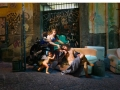 Classical paintings in modern life