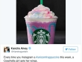 Best reactions to Starbucks' unicorn frappuccino