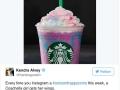 Best reactions to Starbucks' unicorn frappuccino