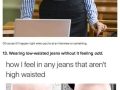 Things people with big b*tts can't get away with
