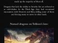 Dragons - J.R.R. Tolkien's Mythology