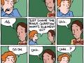 Understanding nerds be like...