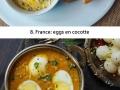 Ways eggs are eaten around the world