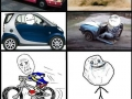 Memes and their cars