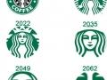 Starbucks over the years