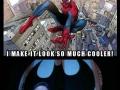 Because he's Batman!!!