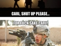 Carl is fun