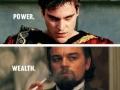 Every villain has a reason..