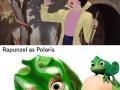 Disney Princesses reimagined as X-Men characters