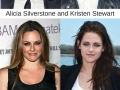 Celebrities and their twins