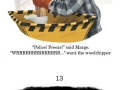 Pixar animator Josh Cooley illustrated 24 iconic movie scenes