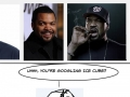 She was searching for ice cubes clip art, not the rapper..