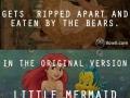 The original version Disney