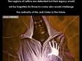 Origins of the Dark Jedi