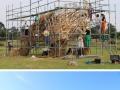The 10th Annual Wara Art Festival In Japan