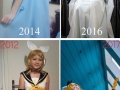 Cosplayers share how their styles evolved over the years