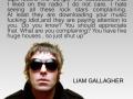 Just Liam Gallagher