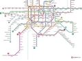 The world's 15 most complicated subway maps