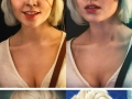 Russian cosplayer transforms herself into different characters