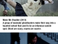 Horror comedies for Halloween
