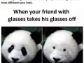Everyday struggles that glasses wearers all have in common