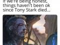 Since Tony Stark died