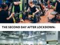 Gym after quarantine