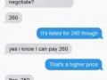 Expert negotiator