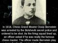 Chess grand master Ossip Bernstein