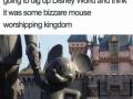 Our savior Lord Mickey