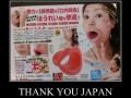 Thank you Japan