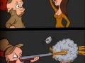 Duck Hunting...BANG!